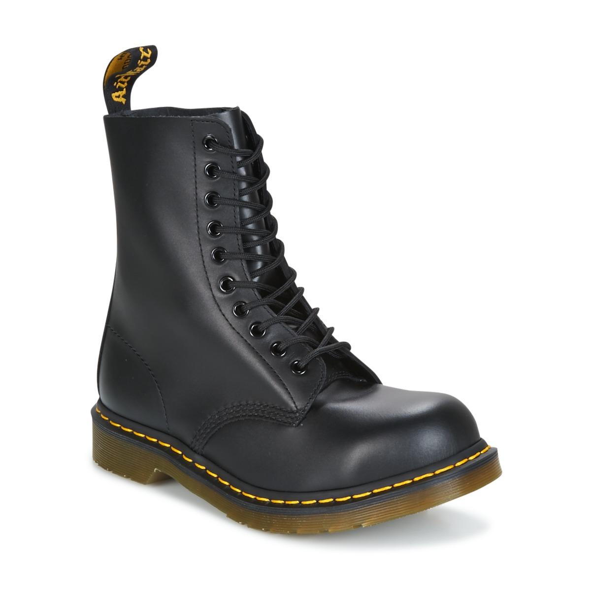 Dr Martens 1919 Black - Δωρεάν Αποστολή στο Spartoo.gr ! - Παπούτσια Μπότες  195 cbf190f7b84
