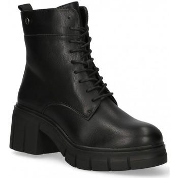 Παπούτσια Γυναίκα Μποτίνια Etika 55097 black