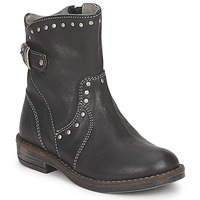 Παπούτσια Κορίτσι Μπότες Noel FRANCA Black