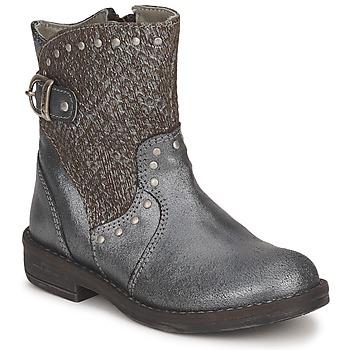 Παπούτσια Κορίτσι Μπότες Noel FRANCA Argenté