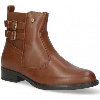 Παπούτσια Γυναίκα Μποτίνια Etika 55094 brown