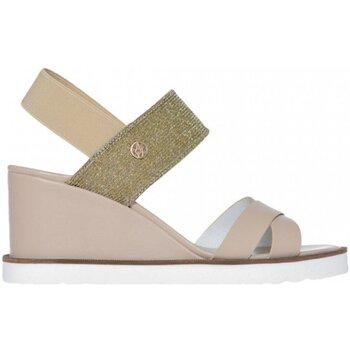 Παπούτσια Γυναίκα Σανδάλια / Πέδιλα Armani jeans 925140 7P534 Beige