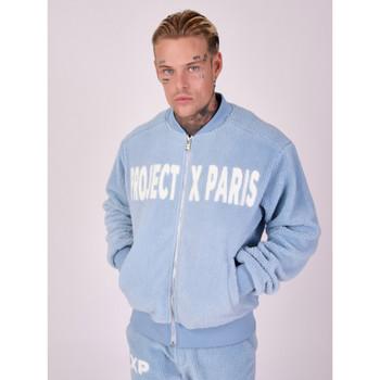 Υφασμάτινα Άνδρας Σακάκια Project X Paris  Μπλέ