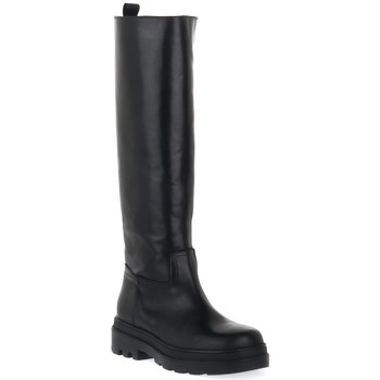 Παπούτσια Γυναίκα Μπότες για την πόλη Priv Lab 302 NERO VITELLO Nero