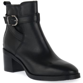Παπούτσια Γυναίκα Μποτίνια Priv Lab 3414 VITELLO NERO Nero