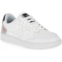 Παπούτσια Άνδρας Χαμηλά Sneakers Munich 01 LEGIT Bianco