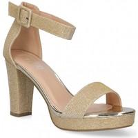 Παπούτσια Γυναίκα Σανδάλια / Πέδιλα Etika 58929 gold