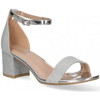 Παπούτσια Γυναίκα Σανδάλια / Πέδιλα Etika 58924 Silver