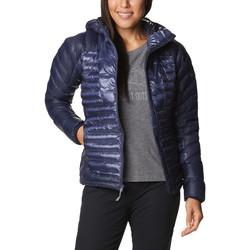 Υφασμάτινα Γυναίκα Παρκά Columbia Labyrinth Loop Hooded Jacket Bleu marine
