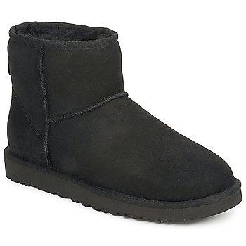 Παπούτσια Γυναίκα Μπότες UGG CLASSIC MINI ΜΑΥΡΟ