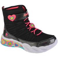 Παπούτσια Κορίτσι Snow boots Skechers Sweetheart Lights Noir
