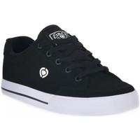 Παπούτσια Χαμηλά Sneakers C1rca AL 50 SLIM BLACJK WHITE SYNTETIC Nero