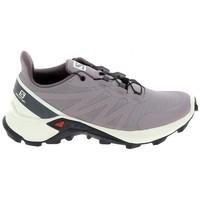 Παπούτσια Τρέξιμο Salomon Supercross 5 Parme Beige