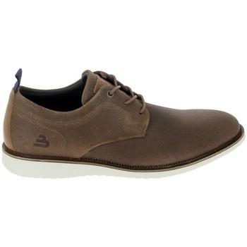 Παπούτσια Άνδρας Derby & Richelieu Bullboxer Sneaker 905AP3CO Cognac Beige
