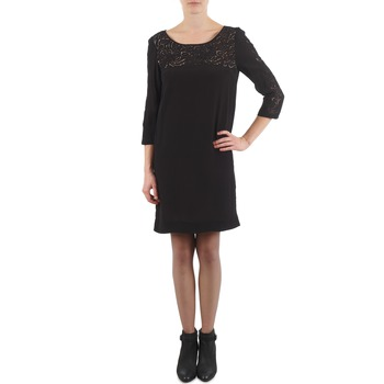 Υφασμάτινα Γυναίκα Κοντά Φορέματα Stella Forest ZRO045 Black