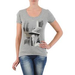 Υφασμάτινα Γυναίκα T-shirt με κοντά μανίκια School Rag TORI Grey