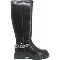 Παπούτσια Γυναίκα Μπότες για την πόλη Gold&gold B21 GS172 Μαύρος