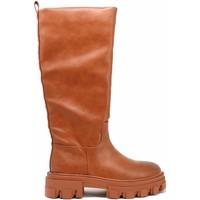 Παπούτσια Γυναίκα Μπότες για την πόλη Gold&gold B21 GB190 καφέ
