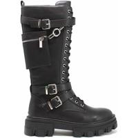 Παπούτσια Γυναίκα Μπότες για την πόλη Gold&gold B21 GB197 Μαύρος