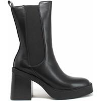 Παπούτσια Γυναίκα Μποτίνια Gold&gold B21 GU126 Μαύρος
