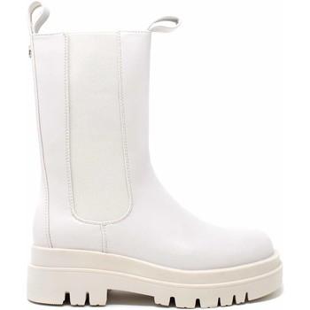 Παπούτσια Γυναίκα Μποτίνια Gold&gold B21 GR180 λευκό