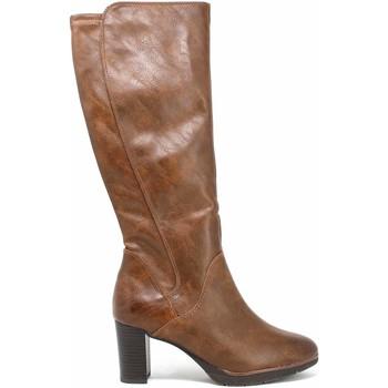 Παπούτσια Γυναίκα Μπότες για την πόλη Marco Tozzi 2-2-25514-27 καφέ