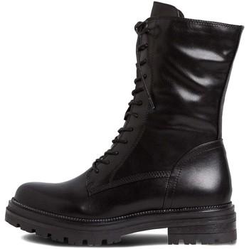 Παπούτσια Γυναίκα Μποτίνια Marco Tozzi 2-2-25212-27 Μαύρος