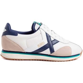 Παπούτσια Άνδρας Sneakers Munich 8350119 λευκό