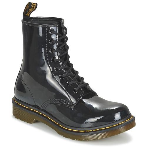 Παπούτσια Γυναίκα Μπότες Dr Martens 1460 W Black