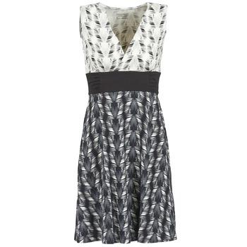 Υφασμάτινα Γυναίκα Κοντά Φορέματα Patagonia MARGOT Black / άσπρο