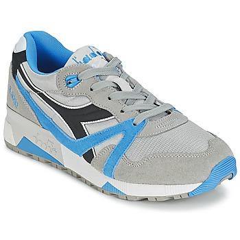 Παπούτσια Χαμηλά Sneakers Diadora N9000  NYL Grey / μπλέ / Black