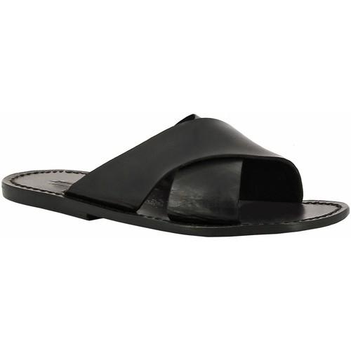Παπούτσια Γυναίκα Τσόκαρα Gianluca - L'artigiano Del Cuoio 560 U NERO CUOIO nero