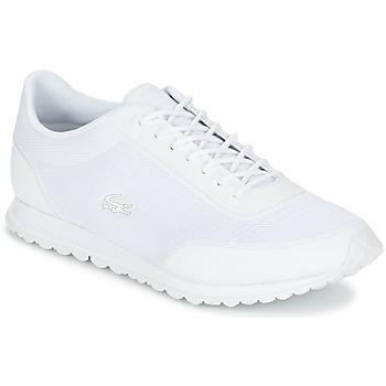 Παπούτσια Γυναίκα Χαμηλά Sneakers Lacoste HELAINE RUNNER 116 3 Άσπρο