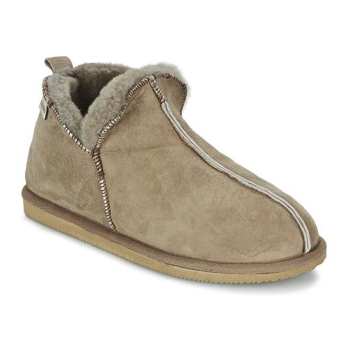 Παπούτσια Άνδρας Παντόφλες Shepherd ANTON Beige
