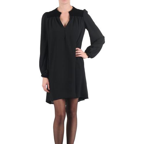 Υφασμάτινα Γυναίκα Κοντά Φορέματα Brigitte Bardot BB43119 Black