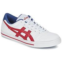 Παπούτσια Χαμηλά Sneakers Asics AARON άσπρο / Red