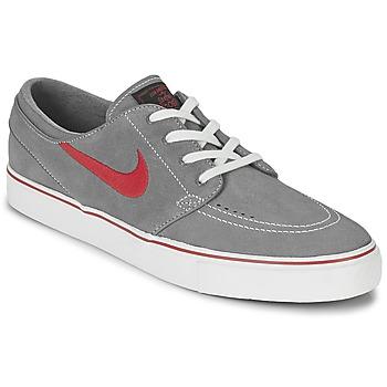 Παπούτσια Άνδρας Χαμηλά Sneakers Nike ZOOM STEFAN JANOSKI Grey