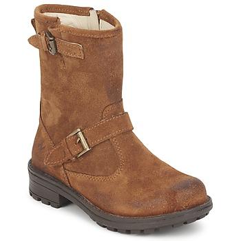 Παπούτσια Κορίτσι Μπότες Naturino  Fauve