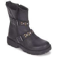 Παπούτσια Κορίτσι Μπότες Naturino  Black