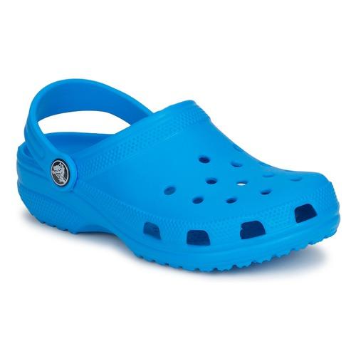 Παπούτσια Παιδί Σαμπό Crocs CLASSIC KIDS Μπλέ