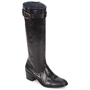 Παπούτσια Γυναίκα Μπότες για την πόλη Stephane Gontard VERONIQUE Black