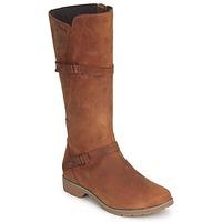 Παπούτσια Γυναίκα Μπότες για την πόλη Teva DELAVINA LEATHER Brown
