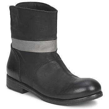 Παπούτσια Γυναίκα Μπότες OXS RAVELLO YURES Μαυρο