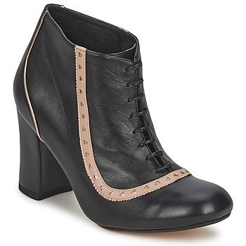 Παπούτσια Γυναίκα Χαμηλές Μπότες Sarah Chofakian SALUT Black