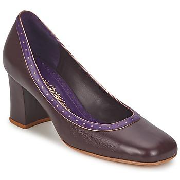 Παπούτσια Γυναίκα Γόβες Sarah Chofakian SHOE HAT Brown