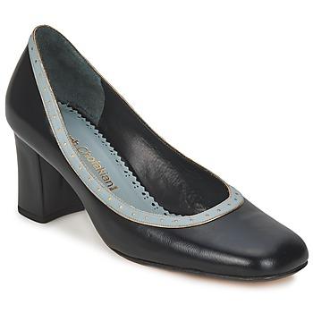 Παπούτσια Γυναίκα Γόβες Sarah Chofakian SHOE HAT Black / Και / Μπλέ /  clair