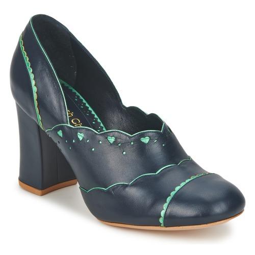 Παπούτσια Γυναίκα Γόβες Sarah Chofakian SCHIAP MARINE / Mint