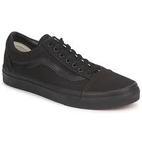 Παπούτσια Χαμηλά Sneakers Vans OLD SKOOL ΜΑΥΡΟ / ΜΑΥΡΟ