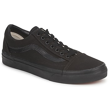 Παπούτσια Χαμηλά Sneakers Vans OLD SKOOL Black / Black