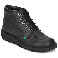 Παπούτσια Άνδρας Μποτίνια Kickers KICK HI Black